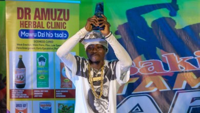 "Tiko Tiko emerges overall winner of ""Fita Mu Rap""competition"
