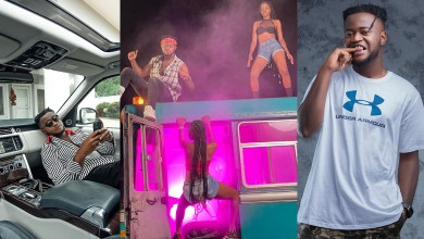 Echoke! Nautyca will leave you gasping for air with visuals for latest party banger