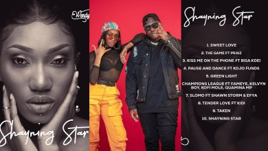 The 'Decision' has been made ahead of Wendy Shay's 'Shayning Star' album this Friday!