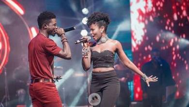 Just like how you can't compare Yaw Tog to Sarkodie, don't compare Kuami Eugene to me - MzVee
