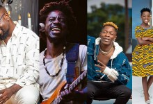 Shatta Wale, Sarkodie, DJ Switch & Kwame Yeboah bag awards at 2021 IRAWMA