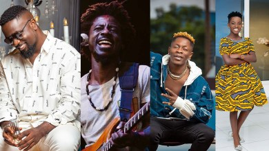 Shatta Wale, Sarkodie, DJ Switch & Kwame Yeboah bag awards at 2021 IRAWMA