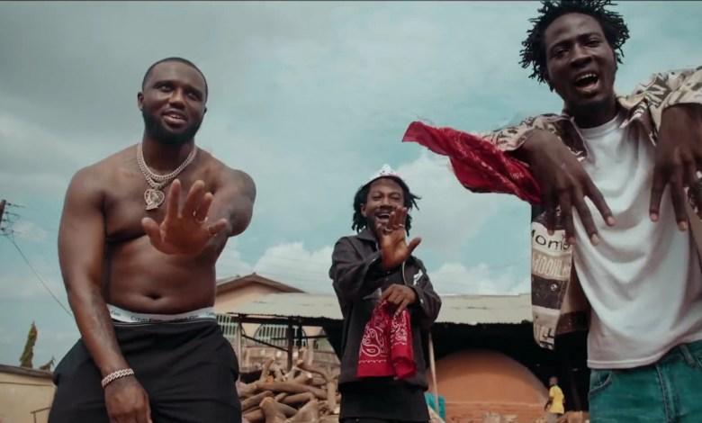 Video: Sinner by Smallgod, O'Kenneth, Headie One, Kwaku DMC & LP2Loose