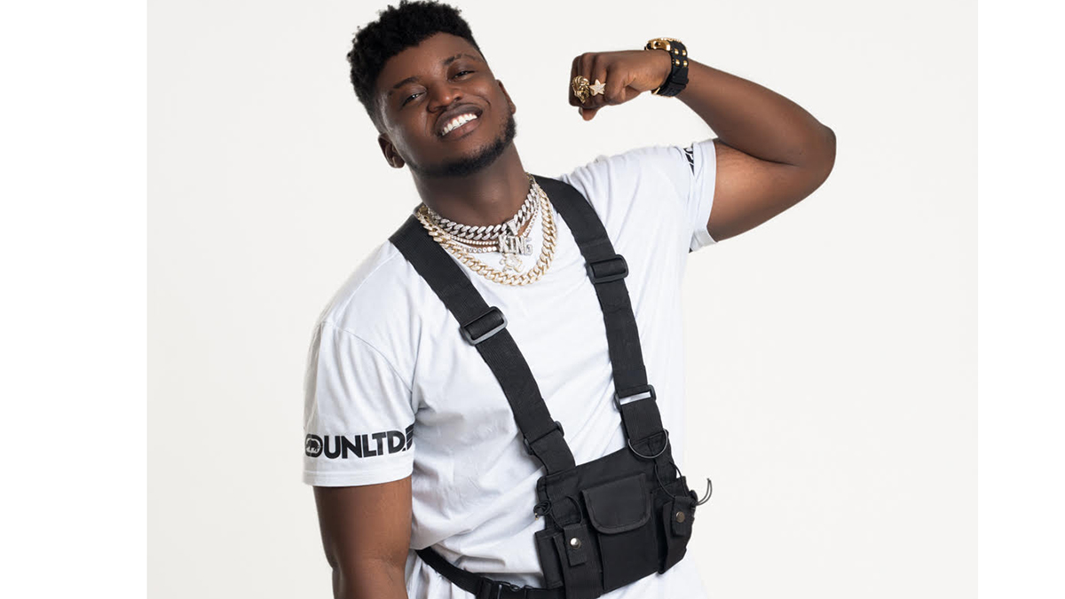 Gambo shows emotional side on new R&B record 'Beautiful' featuring Sefa