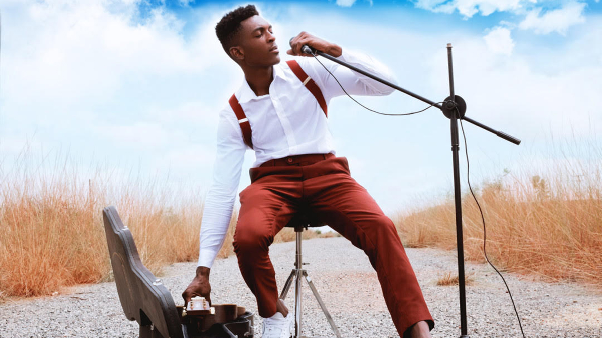 K.Junior reminisces Ghanaian classics on new project; The Love Covers Vol. 1