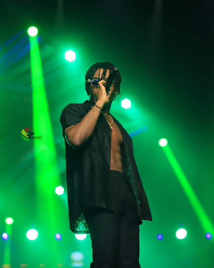Photos: What went on at the VGMA 2021