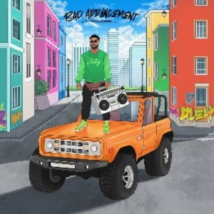 Bad Arrangement EP by Jetey