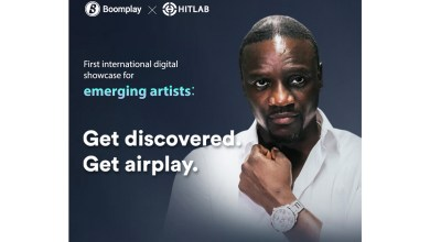Boomplay & Hitlab grant emerging artists opportunity to work with Akon! Here's how!