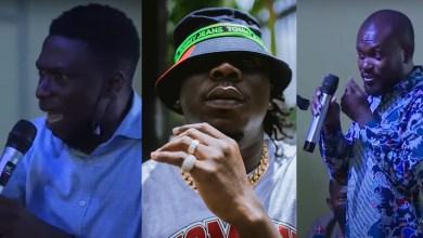 Stonebwoy backs Abass & Seven's GHAMRO attack during VGMA Music Summit