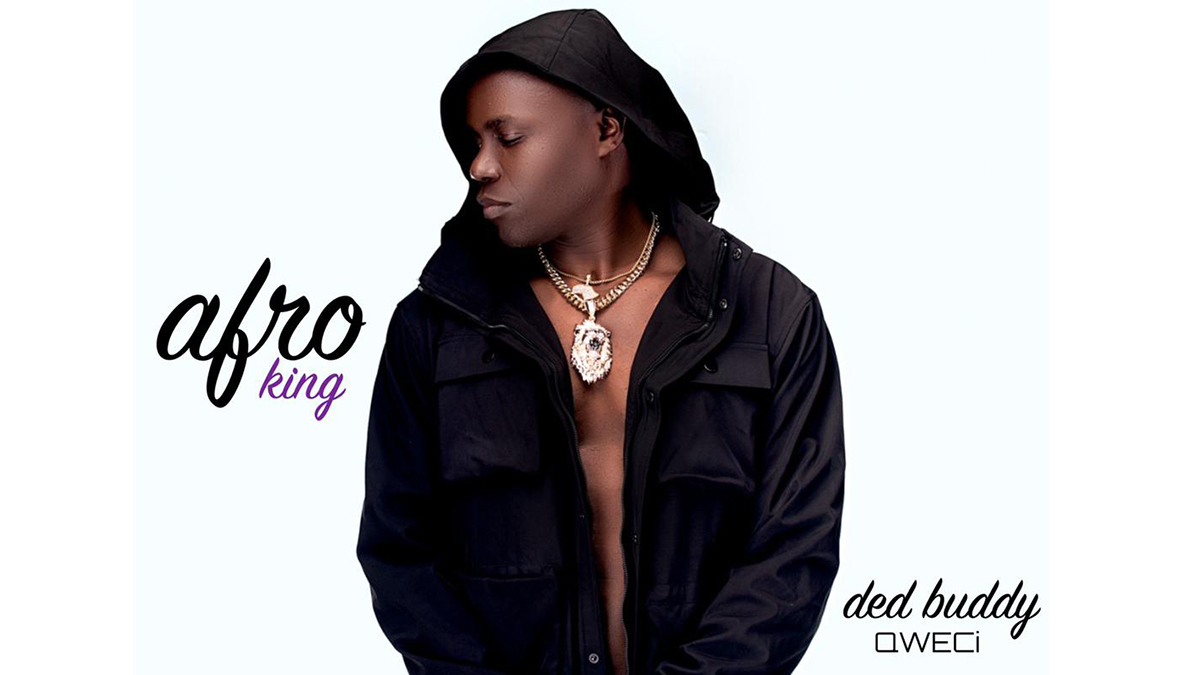 All hail the 'Afro King' Ded Buddy (QWECi) after releasing an 8-track solo R&B album