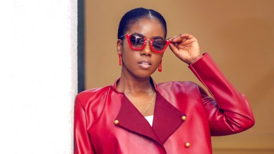 MzVee 'outdoors' dad to the world on his birthday