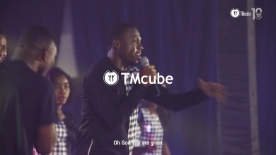 Great God by TMcube feat. Akesse Brempong