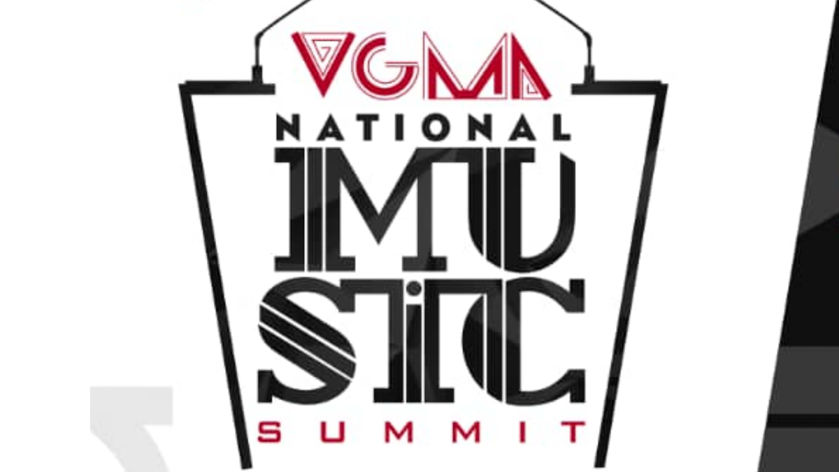 VGMA National Music Summit to be held on 21st June