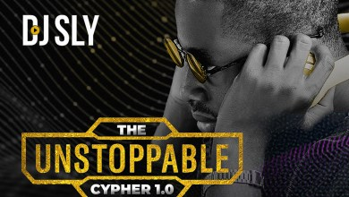 DJ Sly drops The Unstoppable Cypher 0.1 instrumental! Get featured Now!