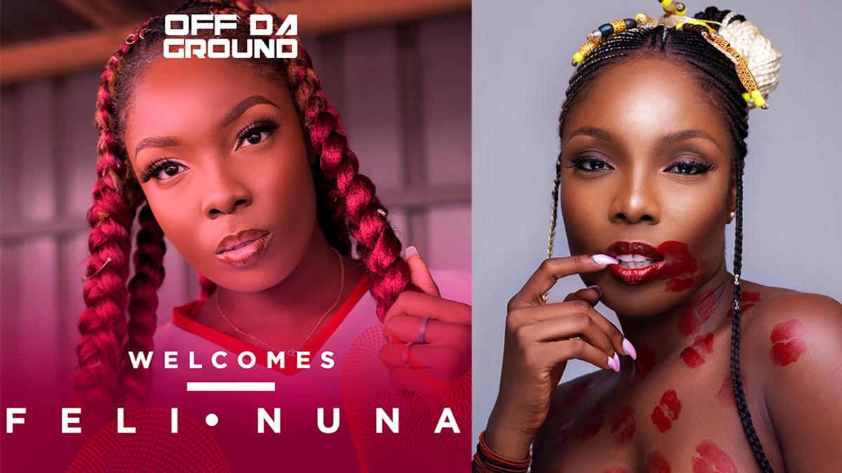 Feli Nuna gets 'Off Da Ground' with Fuse ODG's label after hiatus