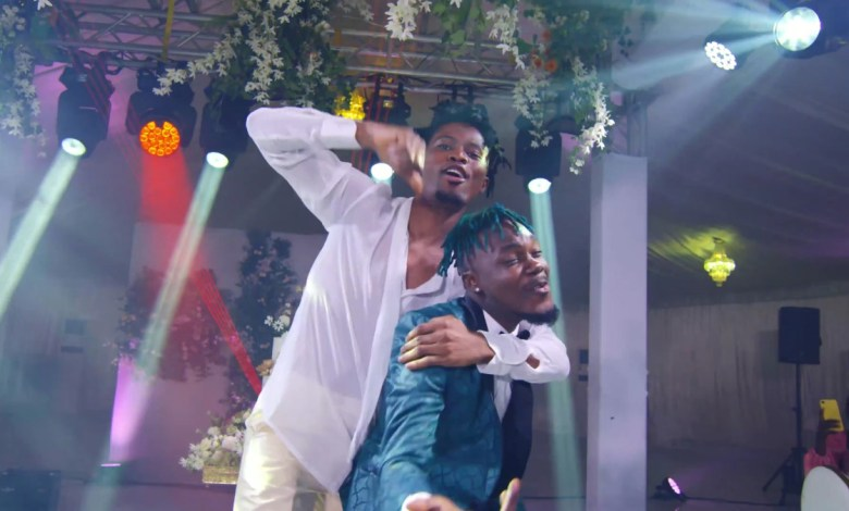 Dance With You by Camidoh feat. Kwesi Arthur