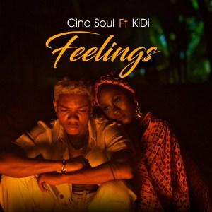 Feelings by Cina Soul feat. KiDi