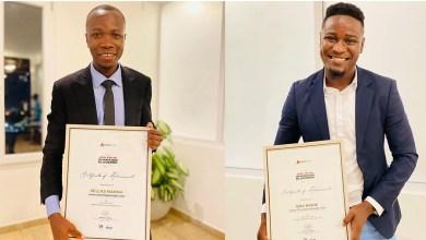 Christian Vibes' Bra Banie & WorshippersGH' Sellas Manna named among Avance Media's 2021 Top 50 Ghanaian Bloggers