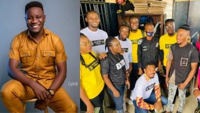 CEO of Christian Vibes GH, Bra Banie marks birthday with donations to inmates & the needy!
