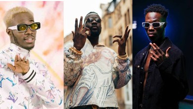 Kimilist gets a nod from Sarkodie following Mr Logic's live radio pitch?