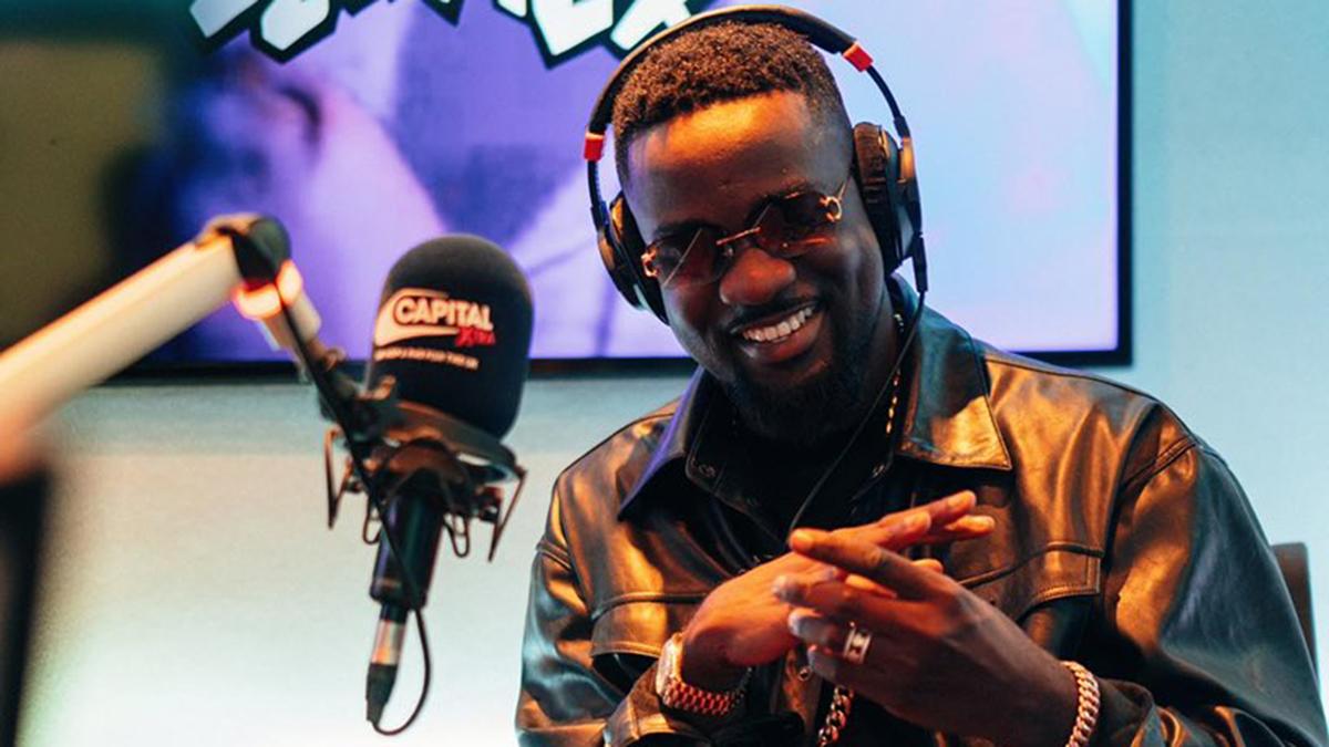Sarkodie addresses issue of snubbing Edem; shares rap secret