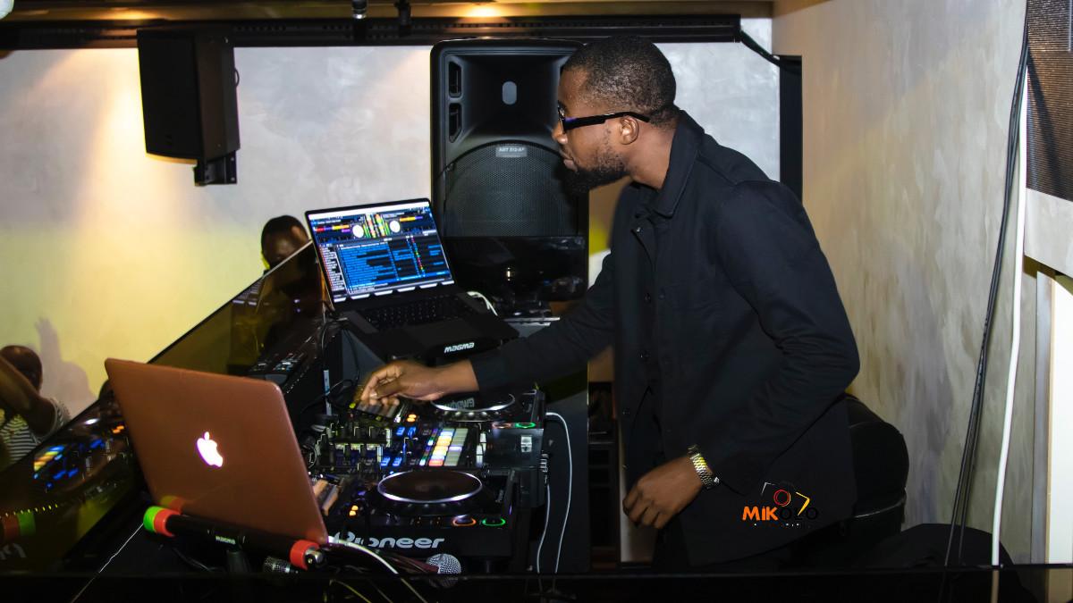 DJ Sly thrills fans in Dubai