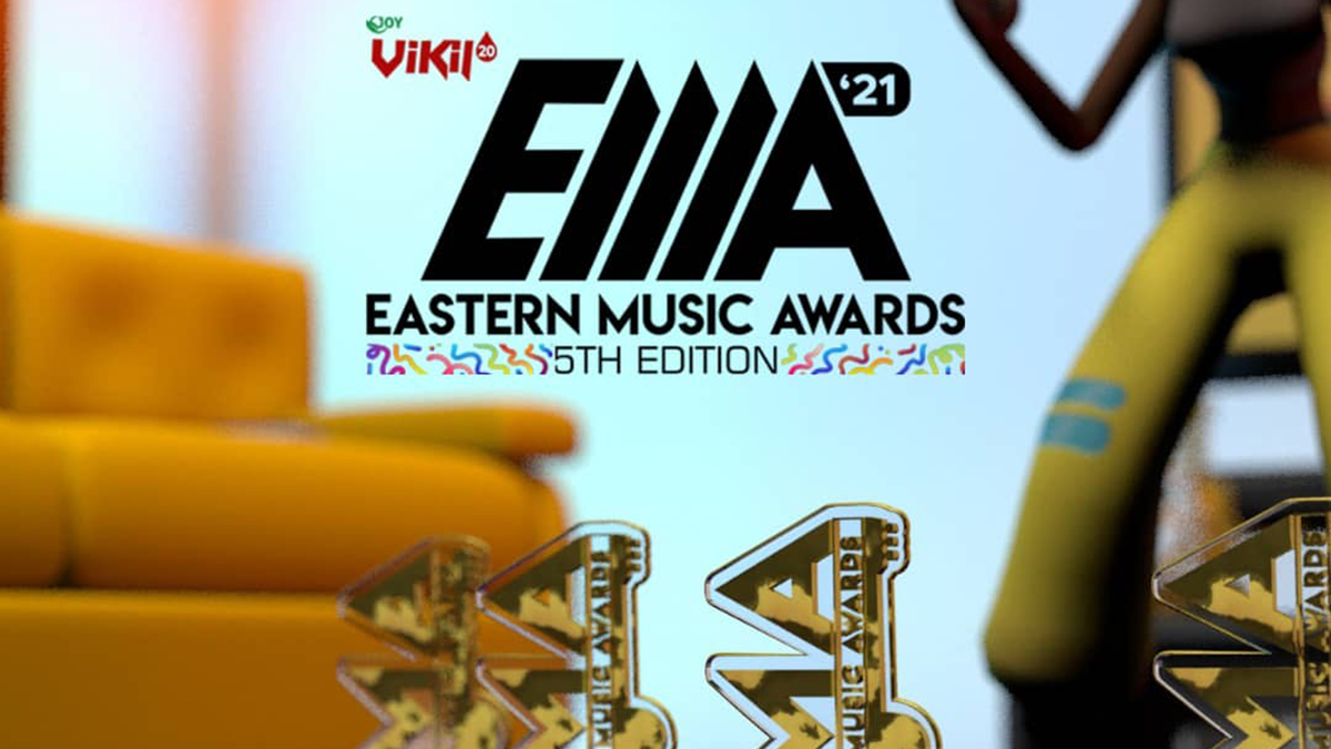 2021 Eastern Music Awards Nominations opened!