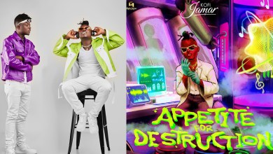 Kofi Jamar unveils features on upcoming 'Appetite For Destruction' EP in animated video!