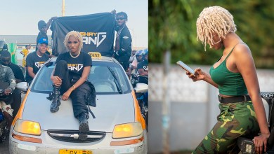 Wendy Shay opens up on difficulties in being in a relationship as a celebrity; spotted at a 'Gob3' joint!