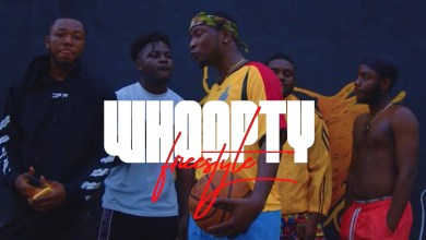 WHoOPTY Freestyle by Junior PSL