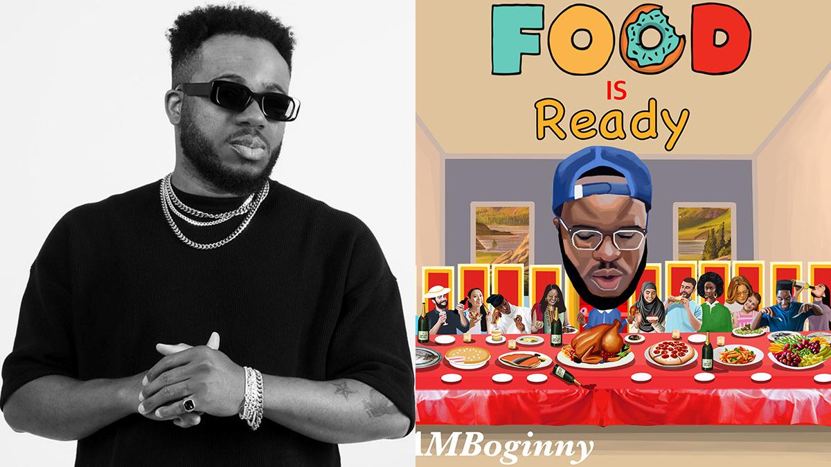 Viral internet sensation, Lamboginny serves new 'Food Is Ready' album; plans to feed 1m people worldwide!