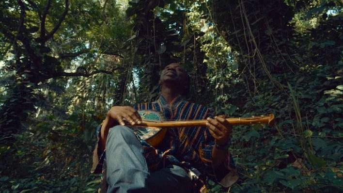 Atongo Zimba; the master musician