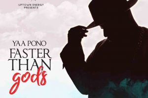 Yaa Pono - Faster Than Gods artwork