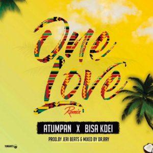 One Love remix Atumpan feat. Bisa Kdei