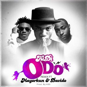 Odo (remix) by KiDi feat. Mayorkun & Davido