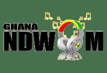GhanaNdwom Logo