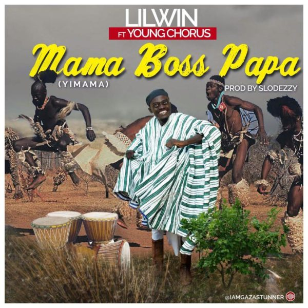 Lil Win - Mama Boss Papa (Yimama) (Dedicated To Mahama & Akufo Addo)