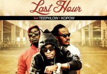 K Vibes - Last Hour (Feat Teephlow & Kopow) (Prod by Kopow)