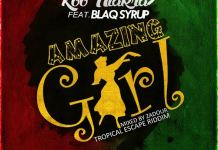 Koo Ntakra – Amazing Girl (Feat. Blaq Syrup) (Mixed by Zadour)