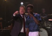 Mr Eazi On Late Night Show