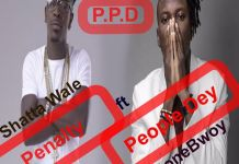 Shatta Wale x StoneBwoy - Penalty People Dey (Hosted by Dj Quaana)