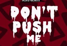 Dj Advicer x Ayesem - Dont Push Me (Prod. By Ivan Beatz)