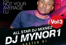 Dj Mynor - All Star DJ MixNex Vol III