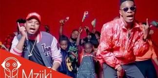 Patoranking - Mama Aboyo (Feat. Olamide)