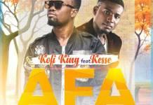 Kofi King - Afa (Feat. Kesse) (Prod. by Nshorna Music)