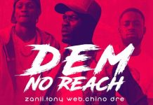 Zanli X TonyWeb X Chino Dre - Dem No Reach (Produced By SicnarfPro)