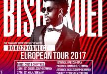 Bisa Kdei European Tour
