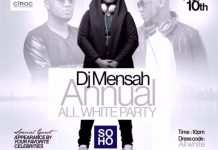 DJ Mensah All White Party