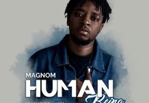 Magnom - Human Being (Feat. KiDi) (Prod. by DredW x PaQ)
