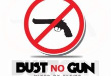 Gariba - Bust No Gun (Mixed by Jusino)